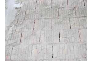 Обработка тёплой керамики Porotherm