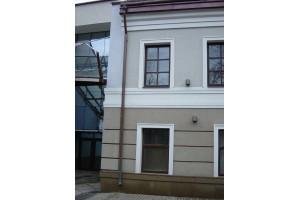 гостиница Мариотт, Москва, Хлыновский Тупик, 2000 год