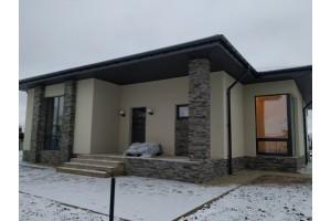 Ламанш, утепление кирпичного дома пенопластом