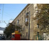 Реконструкция пятиэтажки в Москве без отселения жильцов, 2007 год