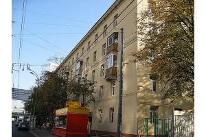 Реконструкция пятиэтажки в Москве