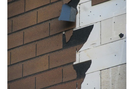 Переделка наружной облицовки фасадов дома