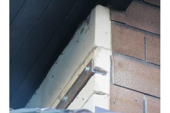 Реконструкция и усиление стен дома