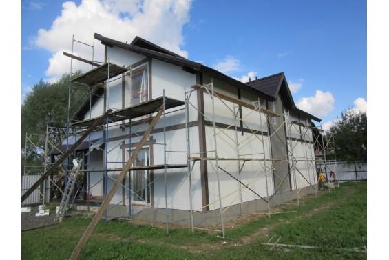 Реконструкция фасадов по системе Ceresit