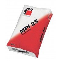 Штукатурная смесь Baumit MPI 25 (Murexin MR40)