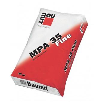 Штукатурная смесь Baumit MPA 35 (Murexin MR20)