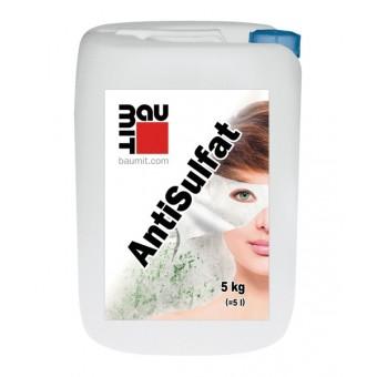 Раствор Baumit Sanova AntiSulfat для очистки от солей