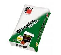 Минеральная декоративная штукатурка Baumit Classico Special «шуба» 1 мм