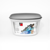 Декоративная моделируемая штукатурка Baumit CreativTop Max 4.0 мм
