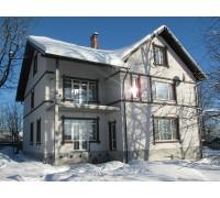 Утепление фасадов частного дома из железобетона минераловатной плитой