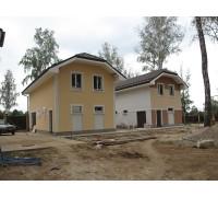 Система утепления фасадов Ceresit с минераловатной плитой и пенополистиролом