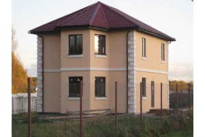 Отделка каркасных домов из СИП-панелей