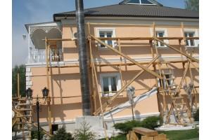 Утепление частного дома в Пирогово