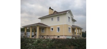 Утепление фасада дома из газосиликата