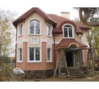 Утепление дома из теплой керамики