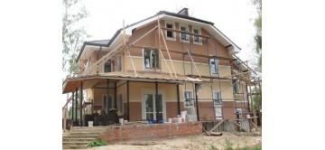Утепление фасада дома из железобетона