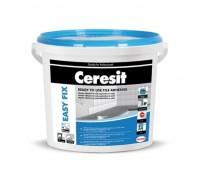 Готовый плиточный клей Ceresit Easy Fix