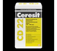 Крупнозернистая смесь Ceresit CD 22