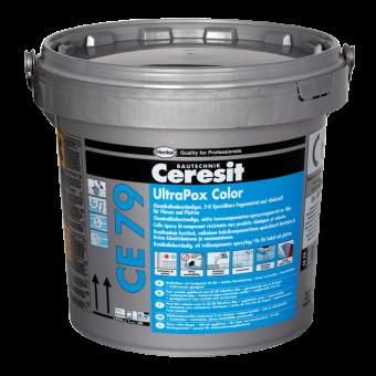 Эпоксидная затирка Ceresit CE 79 UltraPox для заполнения швов , 5 кг