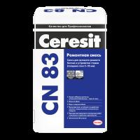 Стяжка Ceresit CN 83 для выравнивания пола (толщина слоя 5-35 мм)