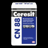 Стяжка Ceresit CN 88 для выравнивания пола (толщина слоя 5-50 мм)