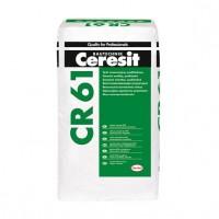 Гидрофильная штукатурка Ceresit CR 61