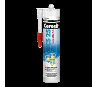 Затирка Ceresit CS 25 № 58 темно-коричневая герметик для угловых швов и стыков, 280 мл
