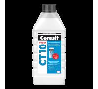 Пропитка Ceresit CT 10 Super для обработки заполненных затирками швов плиточных облицовок, 1 л