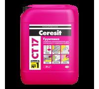Грунтовка Ceresit CT 17