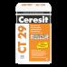 Цементная смесь Ceresit CT 29, 25 кг