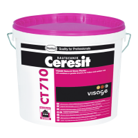 Штукатурка Ceresit CT 710 Visage PanamCream гранит, 20 кг
