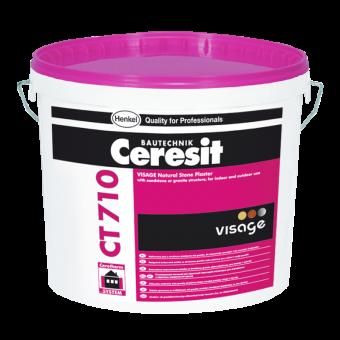 Штукатурка Ceresit CT 710 Visage Venetto Rosa