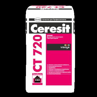Штукатурка Ceresit CT 720 Visage