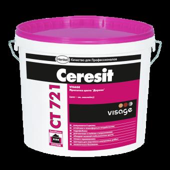 Пропитка Ceresit CT 721 Visage цвета Бенгальский Тик