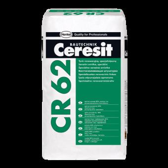 Гидрофильная штукатурка Ceresit СR 62, 20 кг