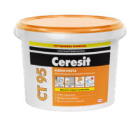 Финишная шпаклёвка Ceresit CT 95, 25 кг