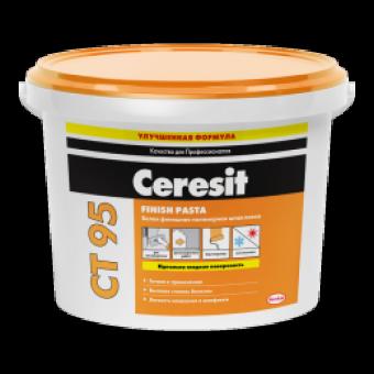 Финишная шпаклевка Ceresit CT 95, 25 кг